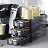 Keurig Brewed 3-tiered K-Cup Drawer-Holds 54 K-Cup Packs