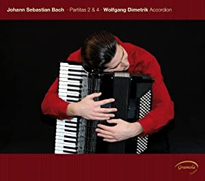 Partitas Nos. 2 & 4 (Arr. for Accordion)