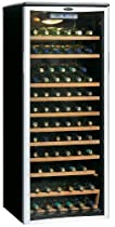 Hot Sale Danby DWC612BLP 75 Bottle Wine Cooler - Platinum