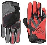 Fox Racing Ranger Mountain Bike Gloves, Red, Large