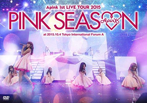 Apink 1st LIVE TOUR 2015 ~PINK SEASON~ [DVD]