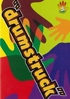 「ドラムストラック2012」公演プログラム