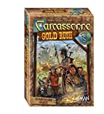 Z-Man Carcassonne Gold Rush Board Game by Z-Man Games [並行輸入品]