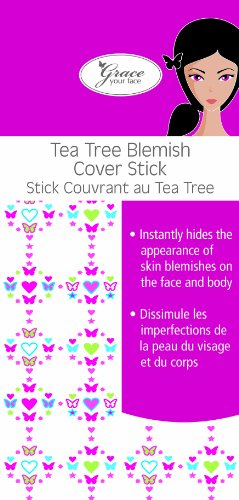 Grace Your Face - Tea Tree Blemish Cover Stick