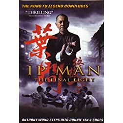 Ip Man Final Fight
