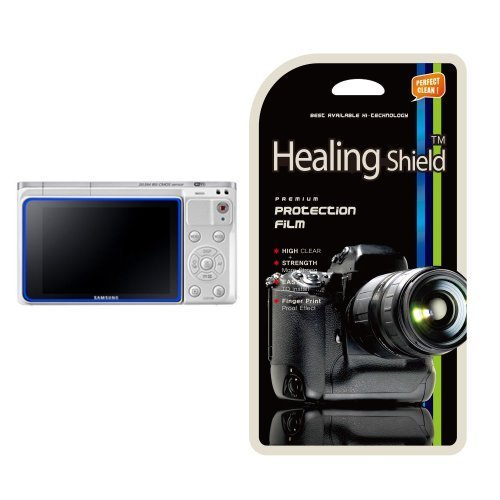 Healingshield AFP Olephobic Premium LCD Screen Protector for Samsung NX Mini by Healing shield (Samsung Nx Mini Adapter compare prices)