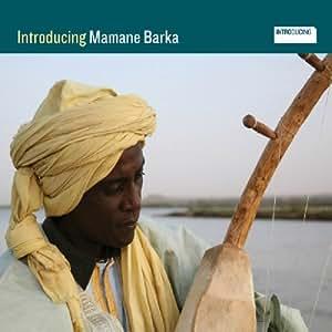 Introducing Mamane Barka