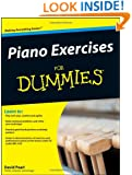 Piano Exercises For Dummies