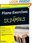 David Pearl Piano Exercises For Dummi...