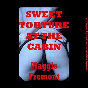 Sweet Torture at the Cabin: A Rough Sex Bondage Fantasy Erotica Story Audiobook