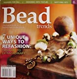 img - for Bead Trends Magazine September 2010 Idea Book Northridge Publishing (Volume 4 Issue 9) book / textbook / text book