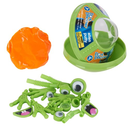 Edu Science Do & Discover Alien Putty Kit
