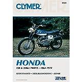 img - for HONDA 250 & 350CC TWINS. 1964-1974. SERVICE, REPAIR, PERFORMANCE book / textbook / text book