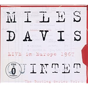 Miles Davis - 'Live In Europe 1967: The Bootleg Series Vol. 1'