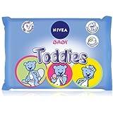 Nivea Baby Toddies 60 Lingettes - Lot de 12