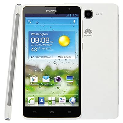 Huawei G615 Smart Cell Phone 5.0 inch 3G Android 4.3 IPS Screen MTK6582 Quad Core 1.3GHz RAM 1GB ROM 4GB WCDMA GSM Dual SIM