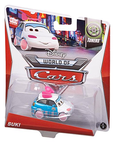 Disney/Pixar Cars Suki Diecast Vehicle