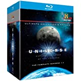The Universe Ultimate Collector's Box Set - Seasons 1, 2, 3 and 4 [Blu-ray] [Region Free]by !!no brand!!