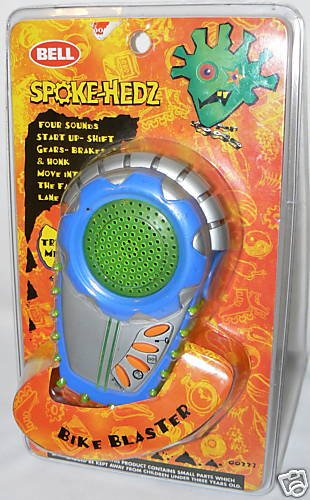 Bell Spoke-hedz Bike Blaster Alarm - 1