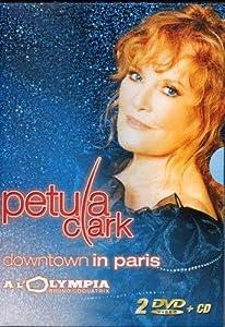 Pétula Clark à l'Olympia