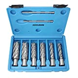 Accusize - H.S.S. Annular Cutter Set - 2