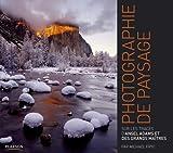 Photo du livre La photographie de paysage
