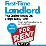 img - for First-Time Landlord: Your Guide to Renting Out a Single-Family Home book / textbook / text book