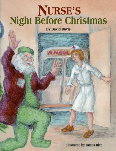 Nurse's Night Before Christmas (The Night Before Christmas Series)