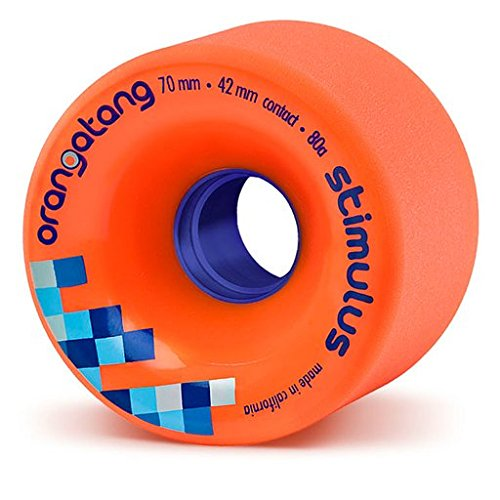 Orangatang Stimulus 70mm Longboard Skate Wheels