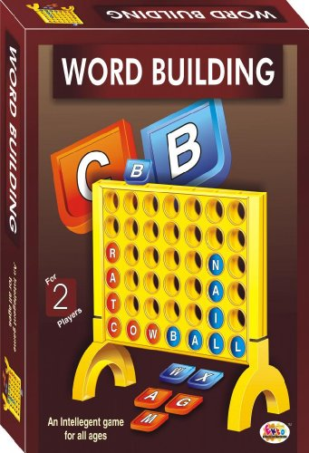 Buy Ekta Word Building Board Game Family Game Online at Low Prices ...