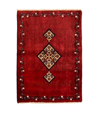 RugSense Alfombra Persian Yalameh Rojo/Beige/Azul 146 x 97 cm