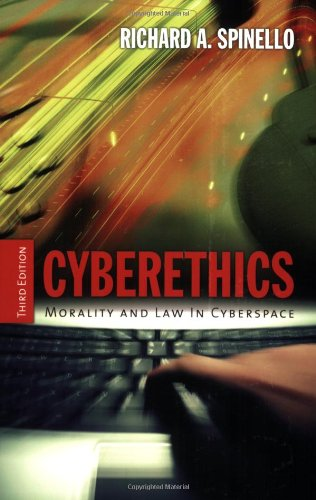 ethics and moral issues in the cyberspace Ethical challenges in cyberspace (ondemand) ethics in limbo: practical issues for lawyers as changes in the law regulating lawyers continue (ondemand.