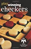 img - for Play Winning Checkers: Official Mensa Game Book (w/registered Icon/trademark as shown on the front cover) book / textbook / text book