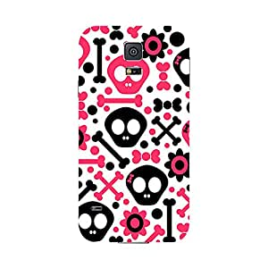 Garmor Designer Silicone Back Cover For Samsung Galaxy S5 SM G900
