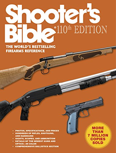 Shooter's Bible, 110th Edition (Tapa Blanda)