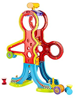 Fisher-Price Spinnyos Racin' Chasin' Super Slide from Fisher Price