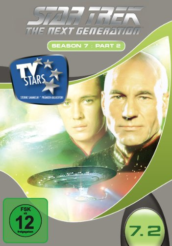 Star Trek - Next Generation - Season 7.2 (3 DVDs)