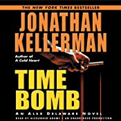 Time Bomb: An Alex Delaware Novel, Book 5 | Jonathan Kellerman