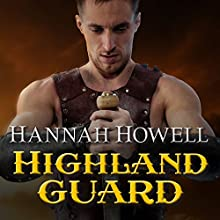 Highland Guard: Murray Family, Book 20 (       UNABRIDGED) by Hannah Howell Narrated by Angela Dawe