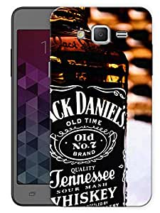 """Humor Gang Whiskey Bottle Old Printed Designer Mobile Back Cover For """"Samsing Galaxy On7"""" (3D, Matte, Premium Quality Snap On Case)"""