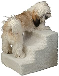 Amazon TeleBrands Deluxe Doggy Steps 3 Steps Pet