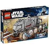 Lego - 8098 - Jeux de construction - lego star wars - Clone Turbo Tank