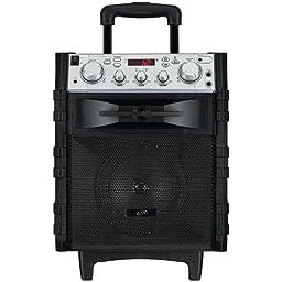 iLive ISB665B Bluetooth Tailgate Speaker