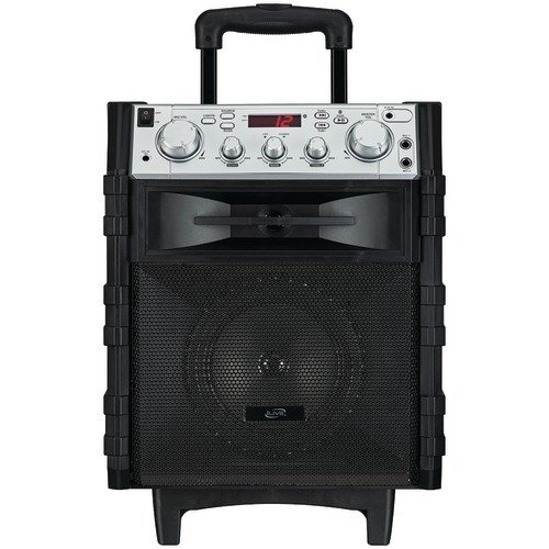 iLive ISB665B Bluetooth Tailgate Speaker (Effect Wheels compare prices)