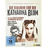 Die verlorene Ehre der Katharina Blum / Studio Canal Collection  [Blu-ray]von &#34;Angela Winkler&#34;