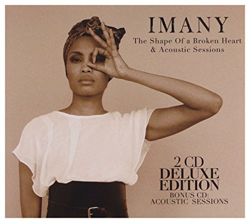 Imany - Imany: The Shape Of A Broken Heart & Acoustic Sessions - Deluxe Edition (Pl) (Digipack) [2cd] - Zortam Music