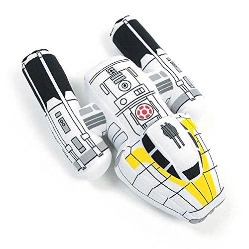 Star Wars Y-Wing Fighter Super Deformed Plush - 1