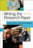 img - for Writing the Research Paper: A Handbook book / textbook / text book