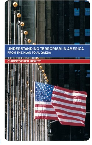 Understanding Terrorism in America (Extremism and Democracy)