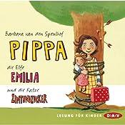 Pippa, die Elfe Emilia und die Katze Zimtundzucker (Pippa & die Elfe Emilia 1)   Barbara van den Speulhof